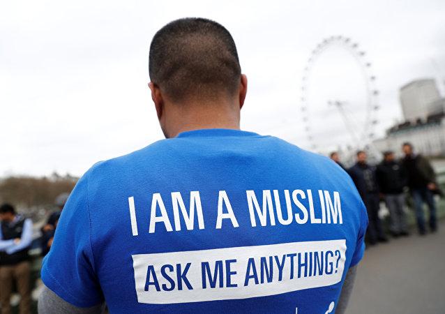 مسلم في بريطانيا
