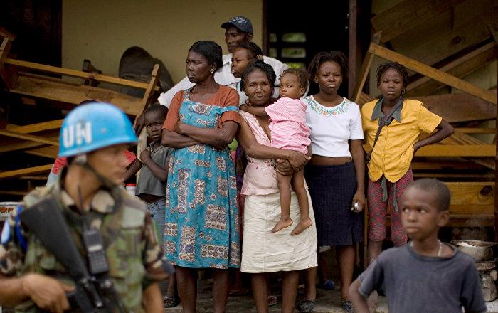 بعد اتهامها بنشر الكوليرا وارتكاب انتهاكات جنسية...إنهاء بعثة حفظ السلام في هايتي