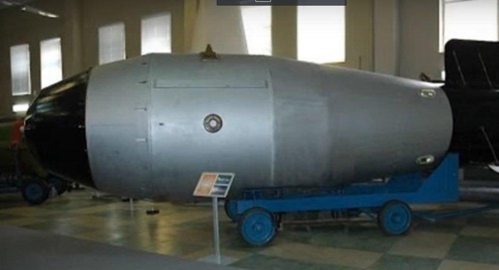 أب القنابل FOAB