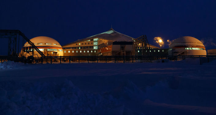 وزارة الدفاع الروسية تطلق مشروع جولة افتراضية في قاعدة عسكرية في أرخبيل فرنسوا جوزيف في القطب الشمالي