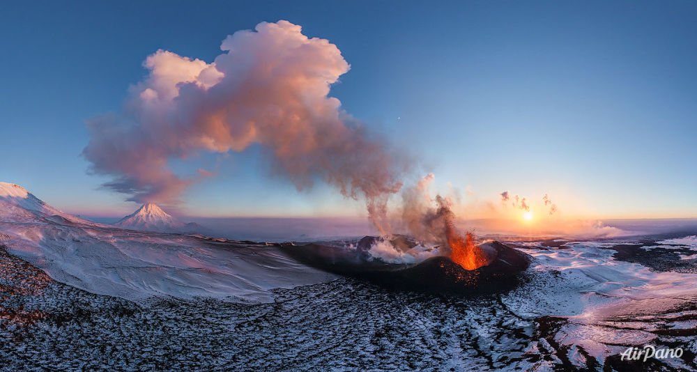 ثورة بركاني كامتشاتكا، روسيا، 2012