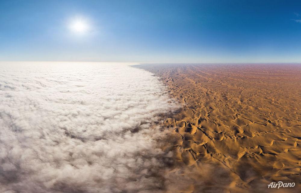 هضبة سوسوسفلي في صحراء ناميب، ناميبيا