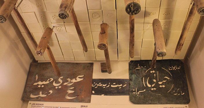 أقدم حرفة يدوية في صيدا اللبنانية