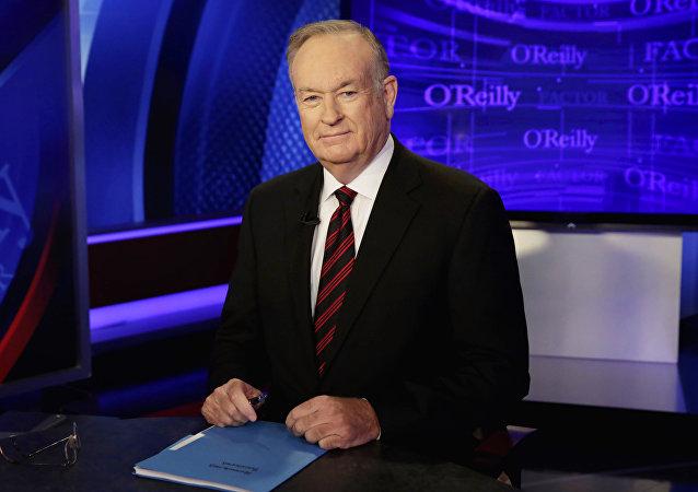 الصحفي والمذيع في قناة فوكس نيوز بيل أوريلي