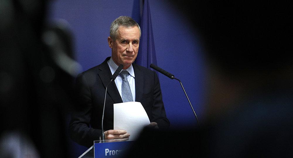 المدعي العام في باريس