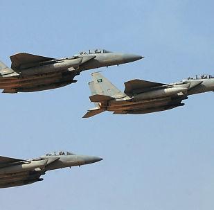 مقاتلات سعودية