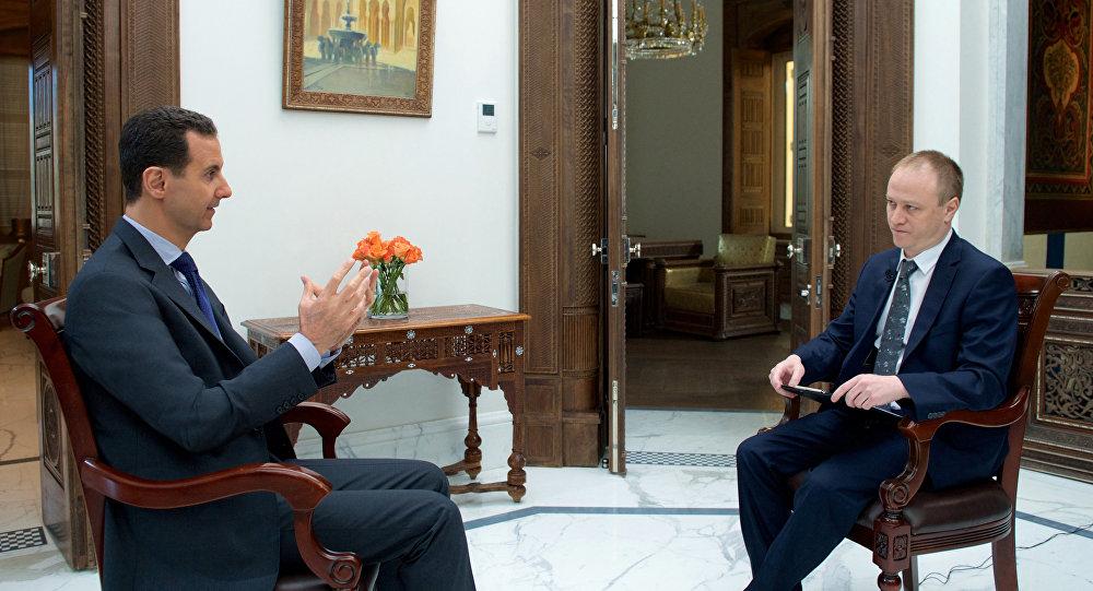 رئيس سوري ابشار الأسد