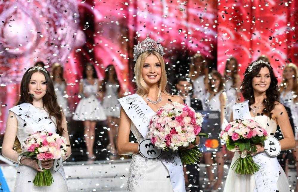 مسابقة ملكة جمال روسيا - 2017