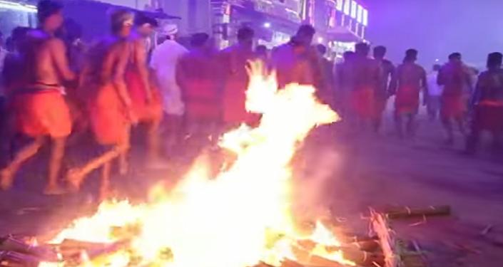 معركة النار في الهند