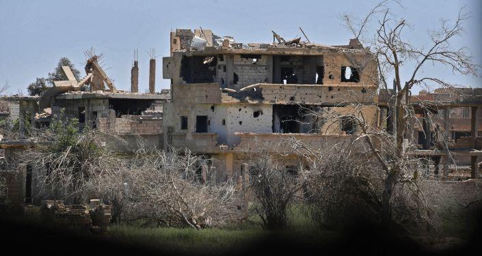 الوضع في دير الزور، سوريا