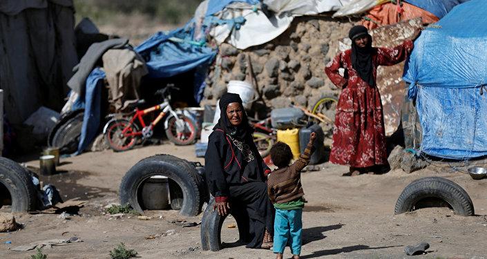 أوضاع إنسانية صعبة يعيشها اليمن