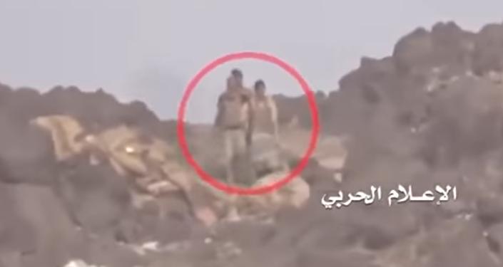 عملية قنص لجنود سعوديون