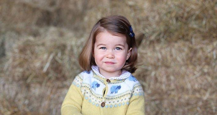ابنة الأمير وليام