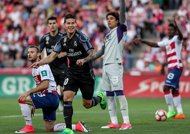ريال مدريد وغرناطة
