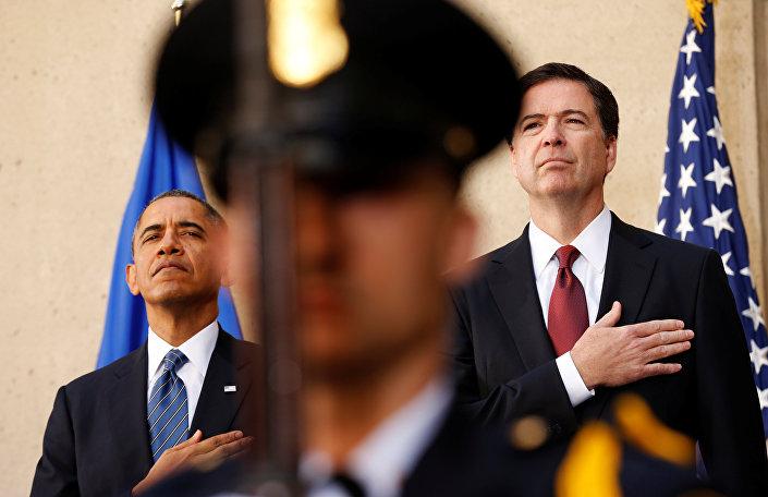 أوباما وكومي