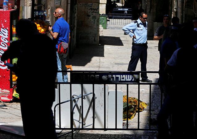 جثة المواطن الأردني بالقدس