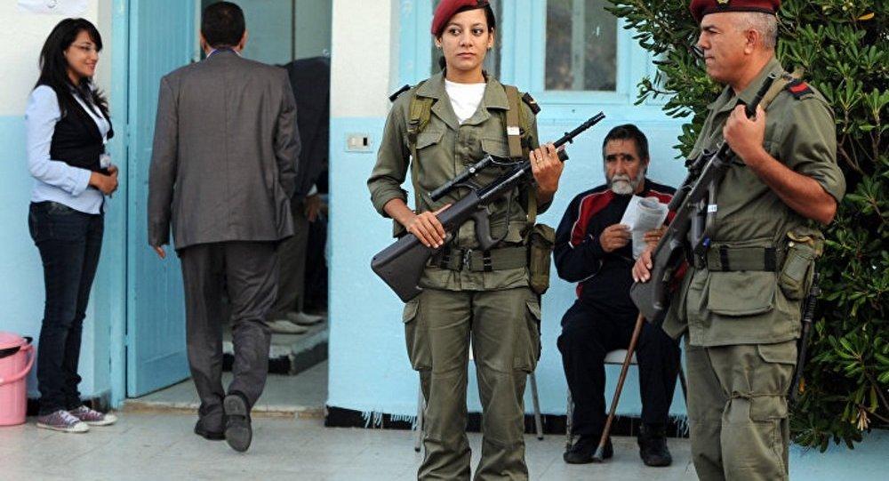 مجندات تونسيات