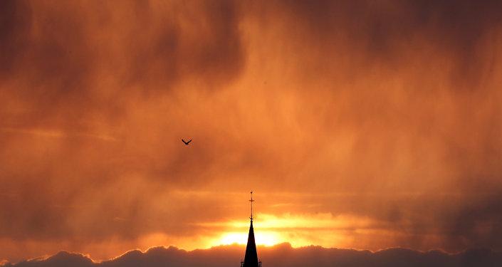 كنيسة في فرنسا