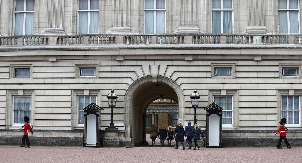 قصر باكنغهام