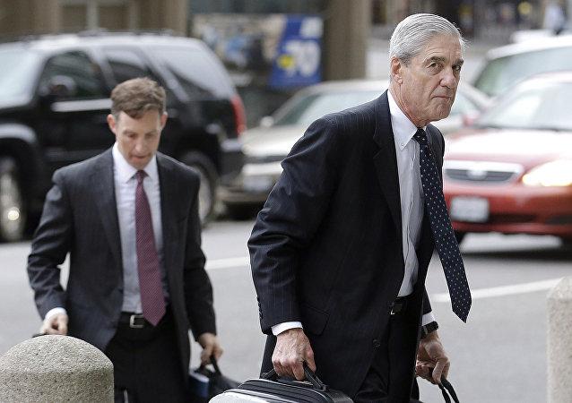 المدير السابق لمكتب التحقيقات الفدرالي، روبرت مولر