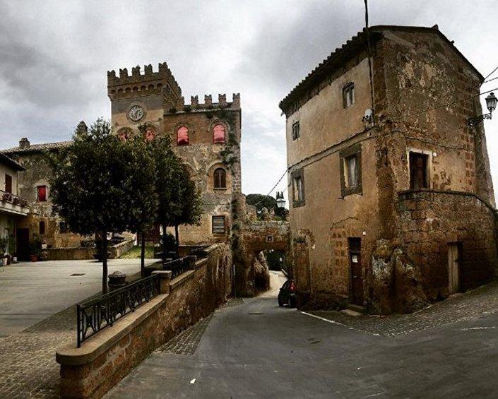 أماكن أثرية في إيطاليا