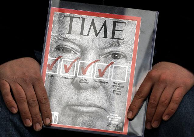 صورة أرشيفية لمجلة تايم
