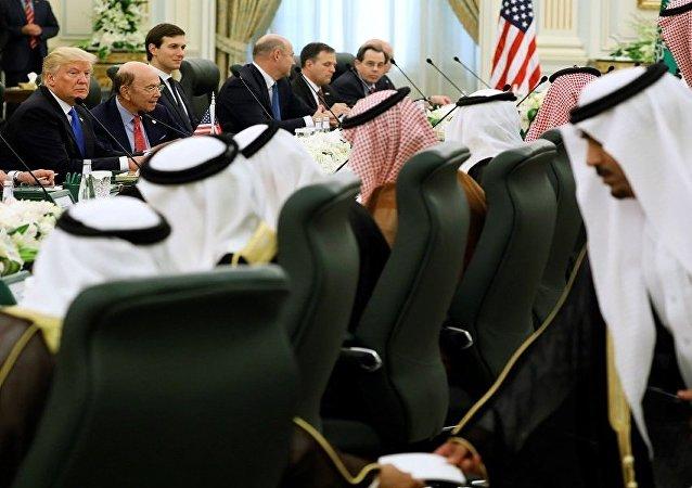 اتفاقية السعودية وأمريكا