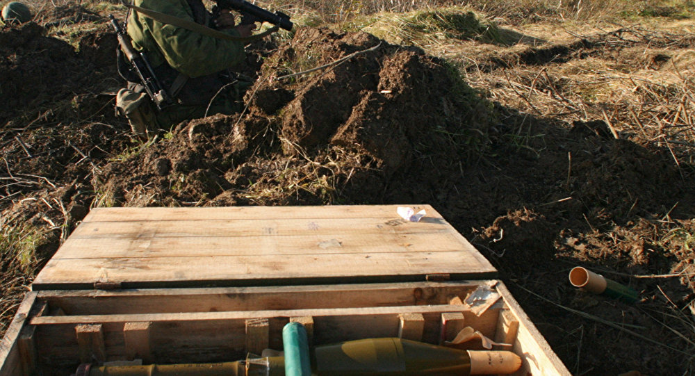 قاذف القنابل المضادة للدبابات إر بي جي-7