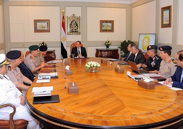مجلس الدفاع في مصر
