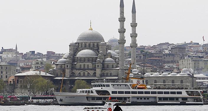 مسجد في إسطنبول