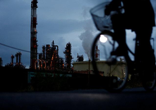 المنطقة الصناعية بطوكيو