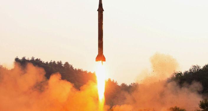 صاروخ باليستي (صورة أرشيفية)