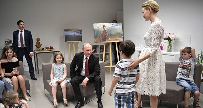 زيارة الرئيس الروسي فلاديمير بوتين