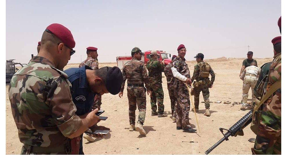 إحباط محاولة إرهابية في غرب العراق