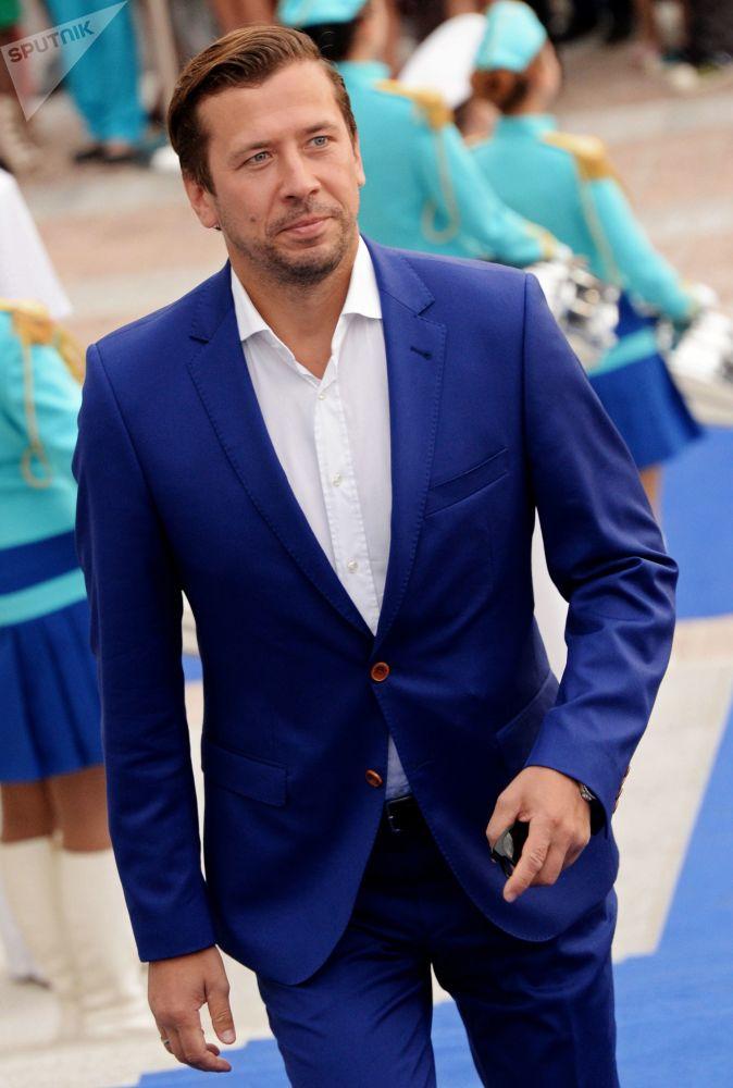 الممثل الروسي أندري ميرزليكين