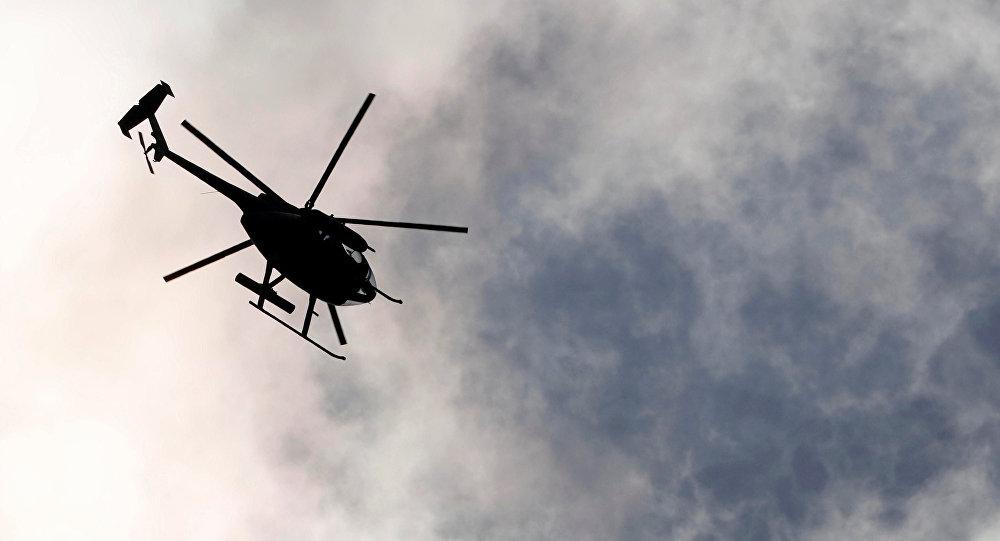طائرة هليوكوبتر عسكرية
