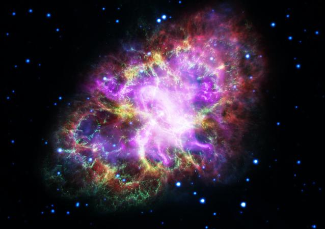 سديم السرطان (Crab Nebula) ويُعرف كذلك بإسم  هو عبارة عن بقايا مستعر أعظم وسديم رياح نبضية في كوكبة الثور. ويبعد 6.500 سنة ضوئية عن كوكب الأرض، واكتشفها علماء الفلك أول مرة في عام 1054