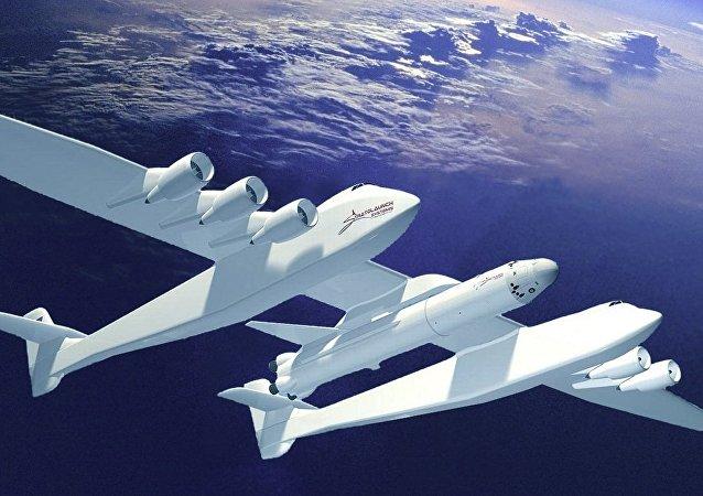 أكبر طائرة نقل في العالم