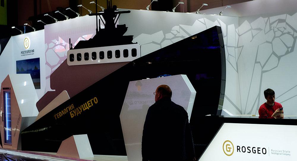 التحضير لافتتاح منتدى بطرسبورغ الاقتصادي الدولي