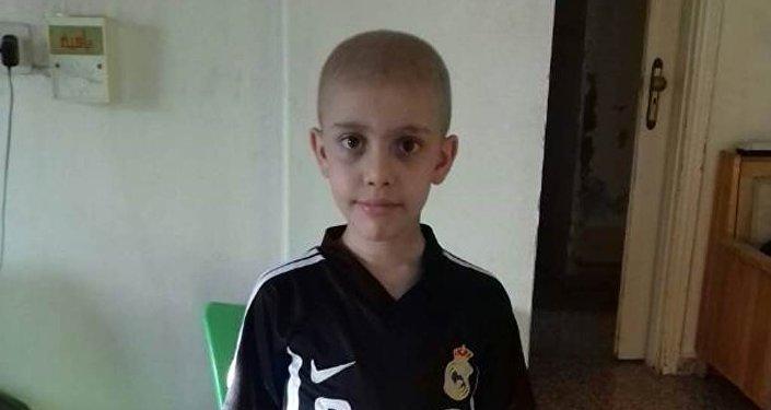50 طفل سوري يصابون بالسرطان شهرياً