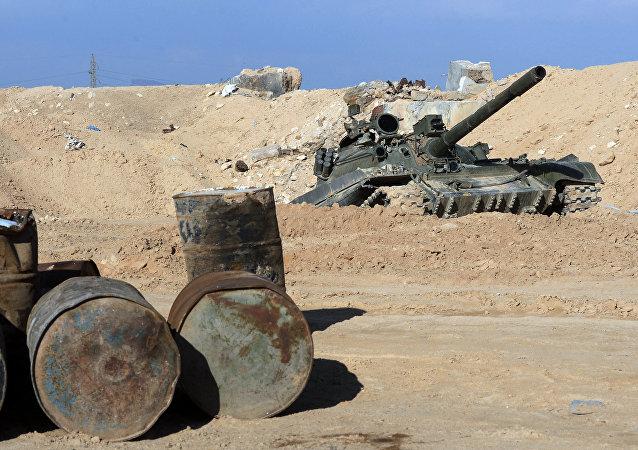 دبابة تي-55