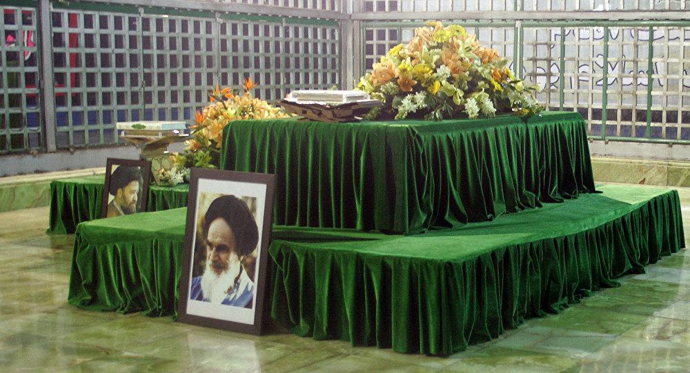 ضريح آية الله الخميني في طهران
