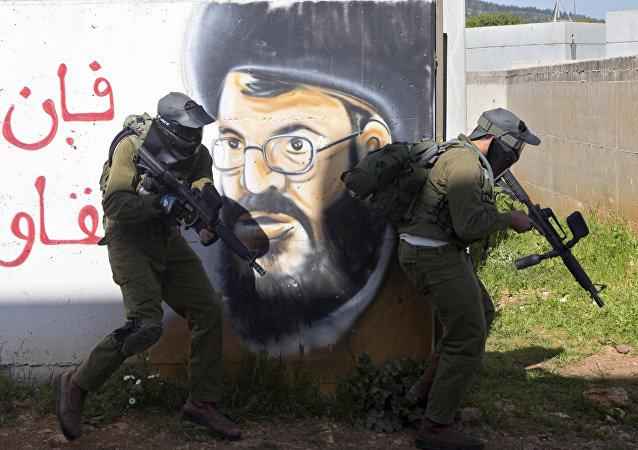 تدريبات الجنود الإسرائيلين