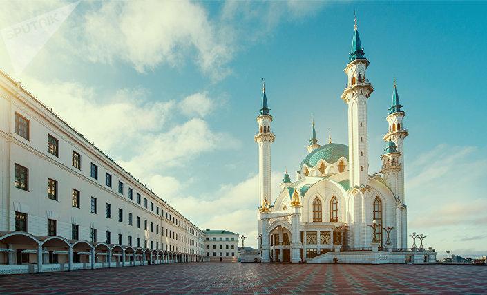 مسجد قول شريف في قازان