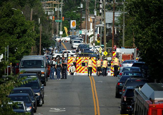 حادث إطلاق النار في فرجينيا
