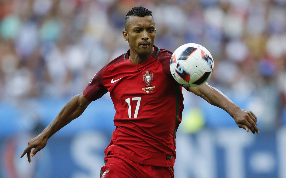 لاعب كرة القدم البرتغالي ناني، ويلعب لنادي فالنسيا الإسباني