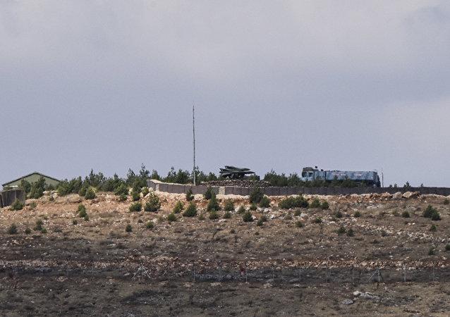 منظومة هيميرز على الحدود السورية التركية