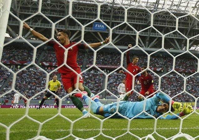 مباراة المكسيك والبرتغال
