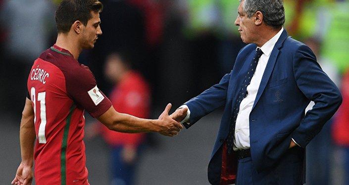 فرناندو سانتوس المدير الفني للمنتخب البرتغالي لكرة القدم