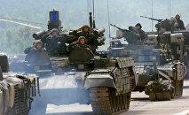 آلية مساندة الدبابات بي إم بي تي